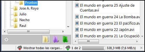 Transferencia de archivos
